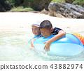 beach, beaches, boy 43882974