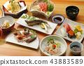 อาหารญี่ปุ่น,กิน,มื้ออาหาร 43883589