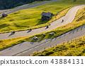 유럽, 오토바이, 운전 43884131