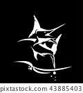 marlin fish 43885403