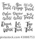 lettering, letter, white 43886753