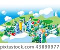 사계절, 사계, 마을 43890977