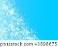 浅蓝色闪光 43898675