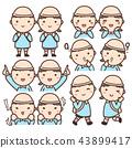 어린이 원아 소년 소녀의 희로애락 43899417