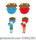 적귀 푸른 악마 43902281