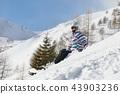 skier, female, woman 43903236