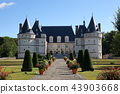 normandy, castle, palace 43903668
