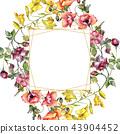 flora floral spring 43904452