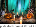 halloween, autumn, pumpkin 43909433