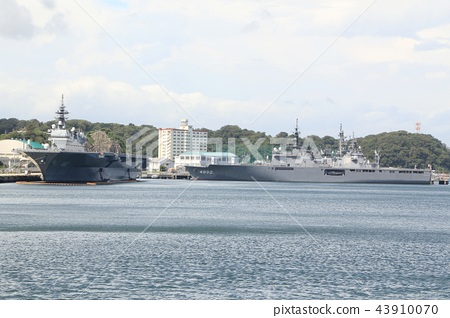 US Navy Yokosuka Base 43910070