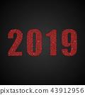 2019, new, year 43912956