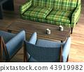 interior, interiors, furniture 43919982