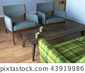 sofa, sofas, interior 43919986