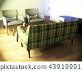 sofa, sofas, interior 43919991