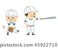 baseball baseballs player 43922710