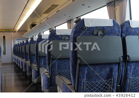 Inside the limited express Thunderbird 43926412