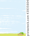 พื้นหลัง,ท้องฟ้าเป็นสีฟ้า,ธรรมชาติ 43935604