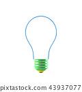 bulb, electric, light 43937077