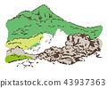 가나가와 현 하코네 마치 / 오와쿠다니 43937363