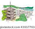 Onomichi City, Hiroshima Prefecture / Onomichi 43937703