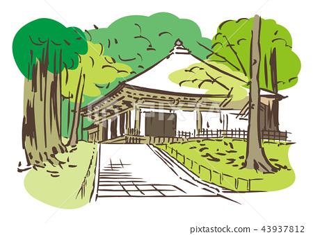岩手縣岩手縣/ Chuson-ji Temple 43937812