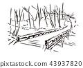 Aomori Prefecture Towada City / Oirase mountain stream 43937820