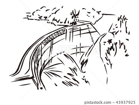 Toyama Prefecture Nakashinkawa-gun / Kurobe Dam 43937925