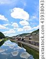 사요 정 平福 숙소의 강가 풍경 43938043