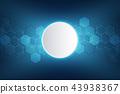 background, molecular, structure 43938367