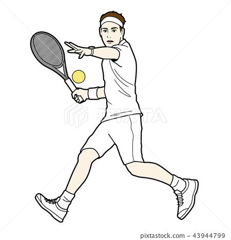 網球 43944799
