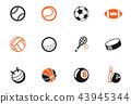 icon, vector, sport 43945344