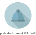 winter hat icon 43946540