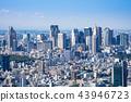 tokyo, City View, cityscape 43946723