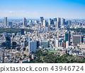 東京都市形像新宿子中心區域 43946724
