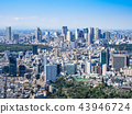 tokyo, City View, cityscape 43946724