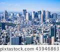 東京都市形像新宿子中心區域 43946863