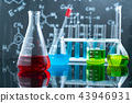 Science and medical background. Laboratory   43946931