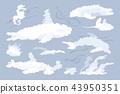 动物 云彩 云 43950351