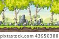 seamless, landscape, spring 43950388