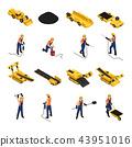 isometric coal mining 43951016