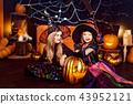 girl, halloween, costume 43952121