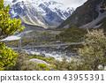 Tasman River Mount Cook National Park New Zealand 43955391