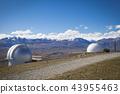 View from mount St. John to Lake Tekapo 43955463