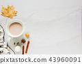 Autumn cozy composition 43960091