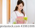 요리하는 여자 43961006