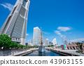 Yokohama Nihon Maru和Landmark Tower 43963155