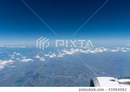 Aerial View of Japan 43964062