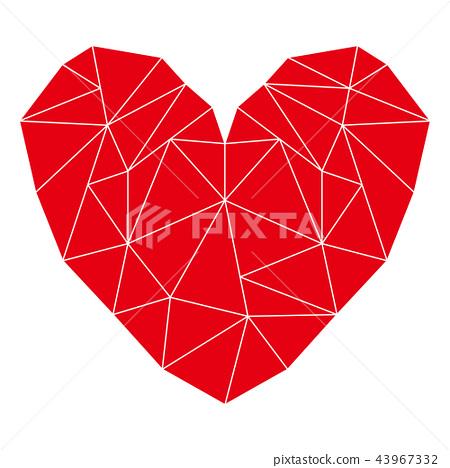心脏拼图 43967332