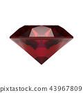 紅寶石首飾,珠寶 43967809