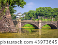 Tokyo Imperial Palace Moat 43973645